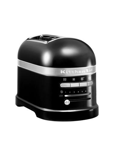 KitchenAid KitchenAid 5KMT2204 Onyx Black-EOB Artisan 2 Dilim Ekmek Kızartma Makinesi Siyah
